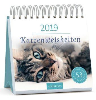Katzenweisheiten 2019