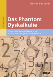 Das Phantom Dyskalkulie Cover