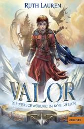 Valor. Die Verschwörung im Königreich Cover