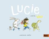 Lucie und die Vier Cover