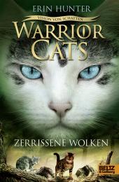 Warrior Cats - Vision von Schatten. Zerrissene Wolken Cover