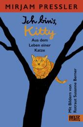Ich bin's, Kitty. Aus dem Leben einer Katze Cover
