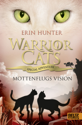 Warrior Cats - Special Adventure. Mottenflugs Vision Cover