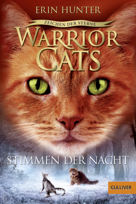 Warrior Cats - Zeichen der Sterne, Stimmen der Nacht