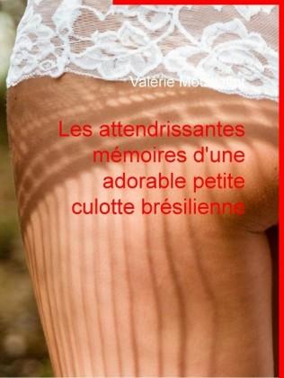 Les attendrissantes mémoires d'une adorable petite culotte brésilienne