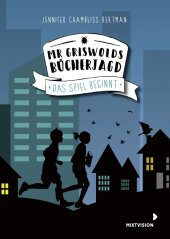 Mr Griswolds Bücherjagd Cover
