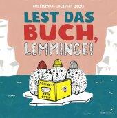 Lest das Buch, Lemminge!