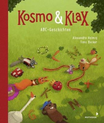 Kosmo & Klax - ABC-Geschichten