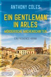 Ein Gentleman in Arles - Mörderische Machenschaften Cover