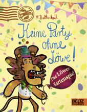 Keine Party ohne Löwe (Kinderspiel) Cover