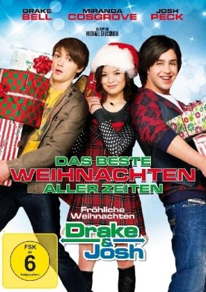 Das Beste Weihnachten aller Zeiten - Drake & Josh, 1 DVD