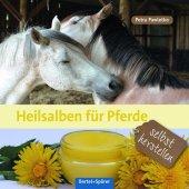Heilsalben für Pferde selbst herstellen