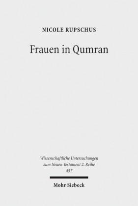 Frauen in Qumran