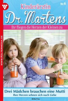Kinderärztin Dr. Martens 4 - Arztroman