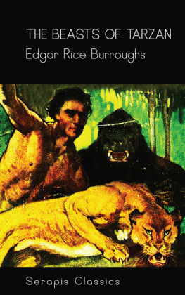 The Beasts of Tarzan (Serapis Classics)