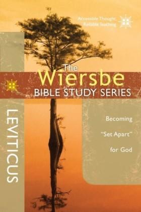 Wiersbe Bible Study Series: Leviticus