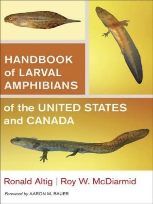 Handbook of Larval Amphibians