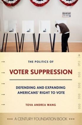 politics of voter suppression