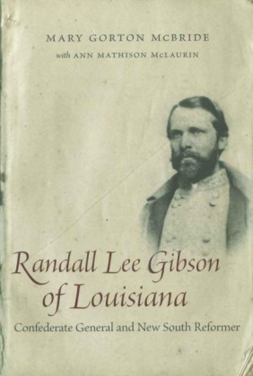 Randall Lee Gibson of Louisiana