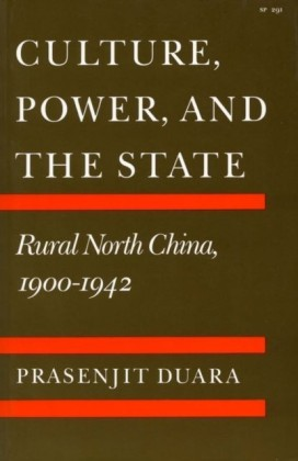 Culture, Power, and the State
