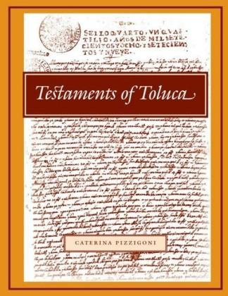 Testaments of Toluca
