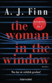 The Woman in the Window - Was hat sie wirklich gesehen? Cover
