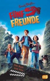 Fünf Freunde - Das Buch zum Film Cover