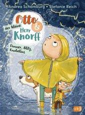 Otto und der kleine Herr Knorff - Donner, Blitz, Knobelius Cover