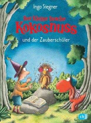 Cover des Mediums: Der kleine Drache Kokosnuss und der Zauberschüler