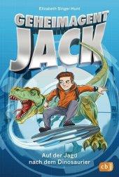 Geheimagent Jack - Auf der Jagd nach dem Dinosaurier Cover