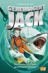 Geheimagent Jack - Die Suche nach dem gestohlenen Schatz Cover