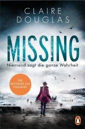 Missing. - Niemand sagt die ganze Wahrheit Cover