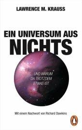 Ein Universum aus Nichts Cover
