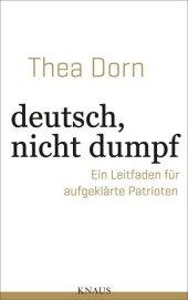 deutsch, nicht dumpf Cover