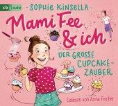 Mami Fee & ich - Der große Cupcake-Zauber, 1 Audio-CD Cover
