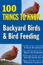 Backyard Birds & Bird Feeding