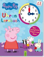 Peppa Pig Uhrenlernbuch