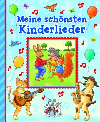 Pappbilderbuch, Meine schönsten Kinderlieder
