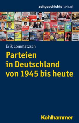 Parteien in Deutschland von 1945 bis heute