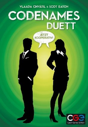 Codenames Duett (Spiel)