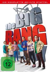 The Big Bang Theory, 3 DVDs, Staffel.10
