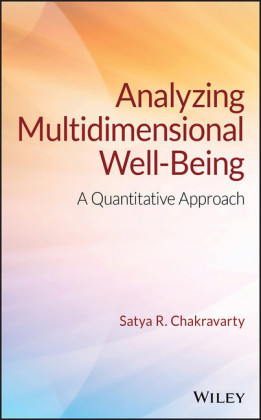 Analyzing Multidimensional Well-Being