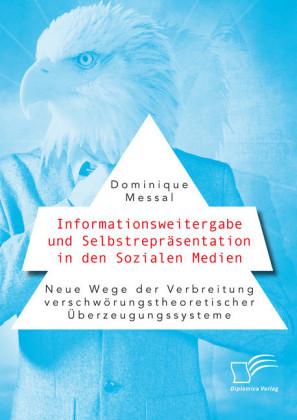 Informationsweitergabe und Selbstrepräsentation in den Sozialen Medien. Neue Wege der Verbreitung verschwörungstheoretischer Überzeugungssysteme