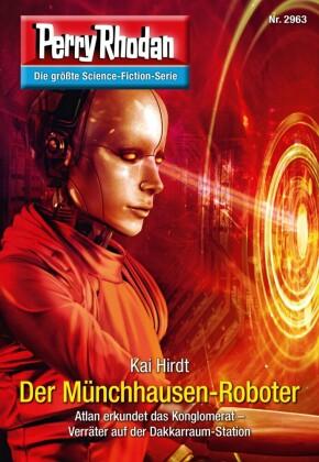 Perry Rhodan 2963: Der Münchhausen-Roboter