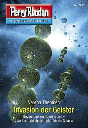 Perry Rhodan 2972: Invasion der Geister