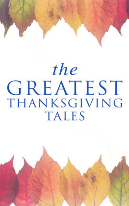 The Greatest Thanksgiving Tales