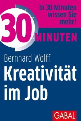 30 Minuten Kreativität im Job