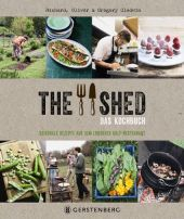 The Shed - Das Kochbuch Cover