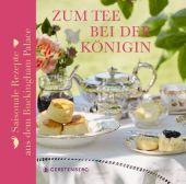 Zum Tee bei der Königin Cover