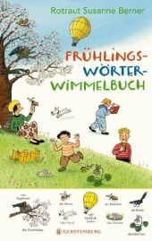 Frühlings-Wörterwimmelbuch Cover